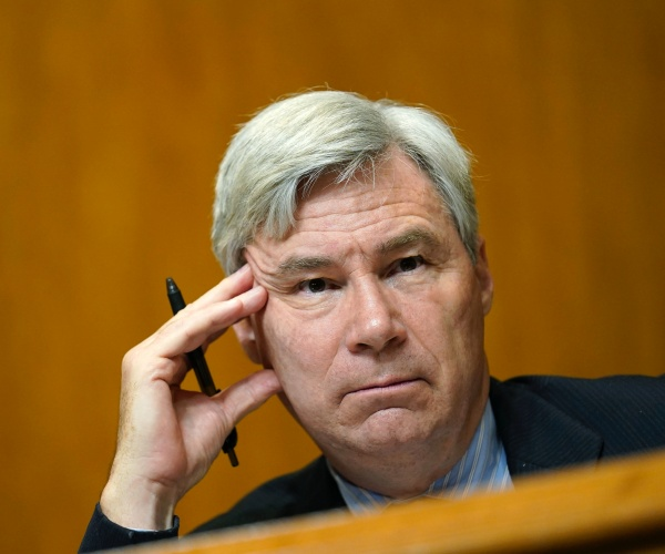 Sen. Whitehouse 'Officially Very Anxious About Climate Legislation'